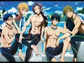 """Splash Free"" - Style Five (Free! Ending W/ English Translations)"