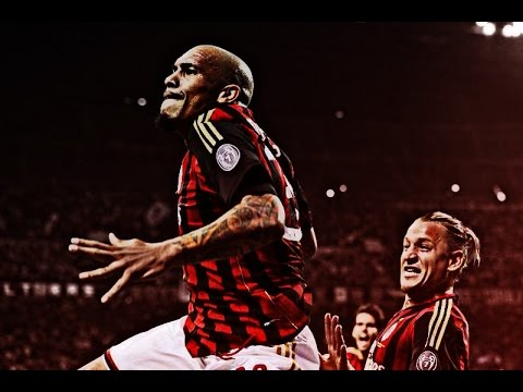 Nigel De jong || KING KONG || WARRIOR || Ac Milan 2014