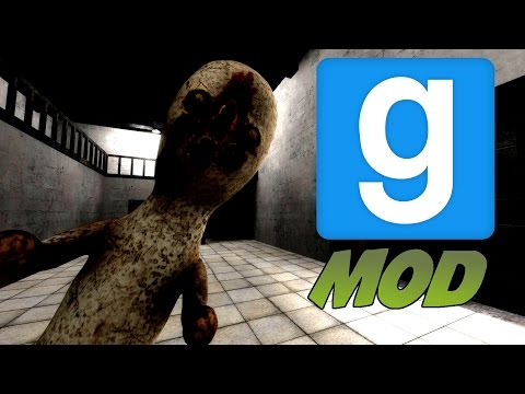 Garry's Mod: SCP-173 Mod Showcase