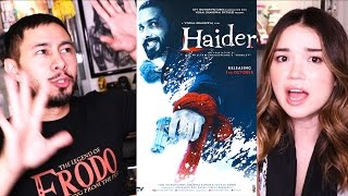 HAIDER |  Movie Review & Discussion!