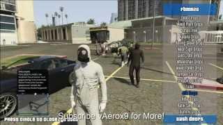 [PS3/PS4/GTA5] Online Mod Menu 1.23 & Money Hack 1.23 / Free Money Lobby 1.23