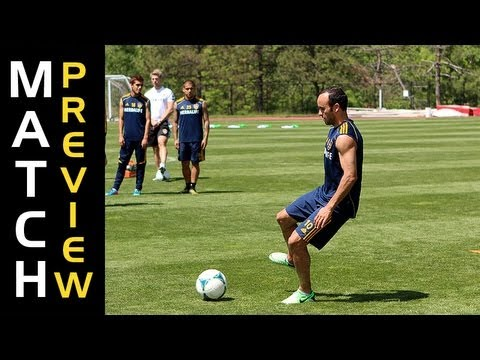 New York Red Bulls vs LA Galaxy - Match Preview