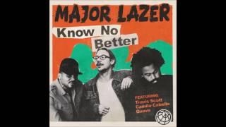 1 HOUR Major Lazer - Know No Better feat. (Travis Scott, Camila Cabello & Quavo) (LOOP W/LYRICS)