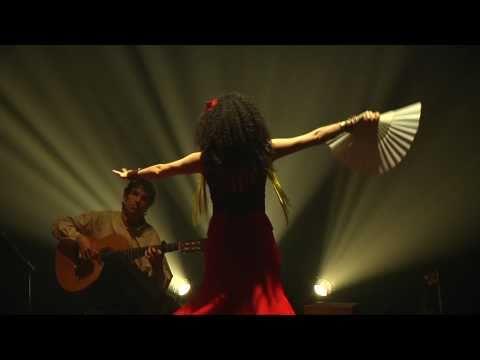 abanico dance CUADROS