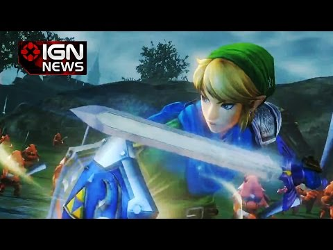 Free DLC Announced For Hyrule Warriors - IGN News
