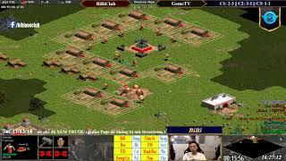 C3T3 - AoE 44 Random BiBiclub vs GameTv Ngày 13-11-2018