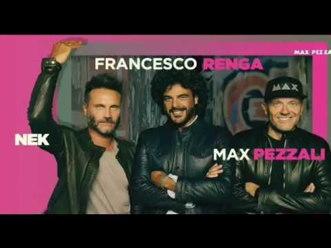 Max pezzali, Nek e Francesco Renga - il mio giorno piu bello nel mondo