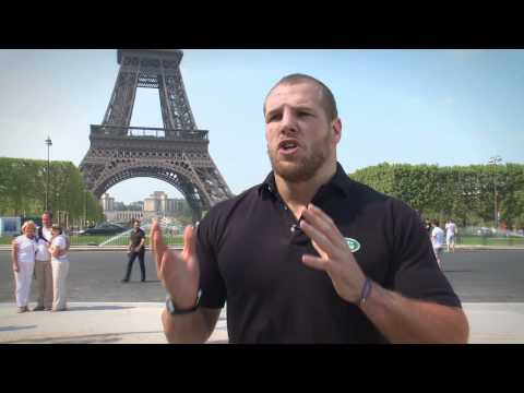 James Haskell looks ahead to the Rugby World Cup - James Haskell looks ahead to the Rugby World Cup