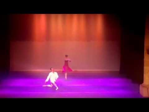 Ballet: Romeo & Juliet, Durango, México, abril 2014.