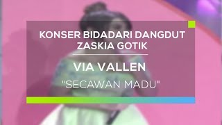 "download lagu Via Vallen "" Secawan Madu "" - Gemilang Roadshow gratis"