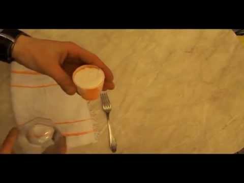 Как приготовить клейстер: видеоинструкция