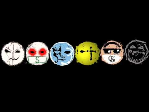 Hollywood Undead - Gangsta Sexy (lyrics) video