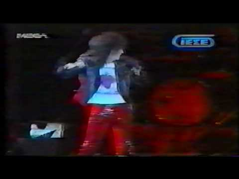 Alice Cooper - Trash (live in Athens 1990 TV Special Part 2)