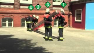 FF Hamburg: FwDV 10-Tragbare Leitern im Feuerwehrdienst