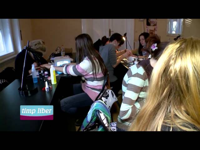 Curs Stilist Protezist de Unghii -Estetika Profesional