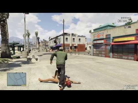 Game | GTA 5 Explosive Bullets Cheat | GTA 5 Explosive Bullets Cheat