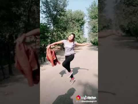 Girl Dance With Viahal Choudhary1234