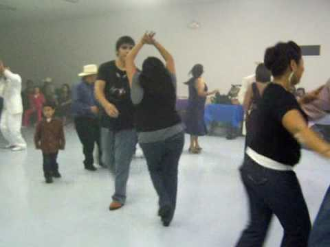 Dancing To Some Cumbia