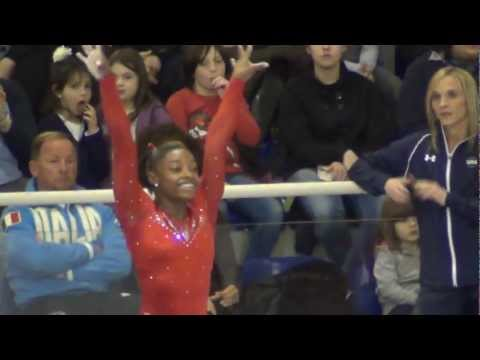 Simone Biles (USA) 2013 Jesolo - EF VT2 1st place