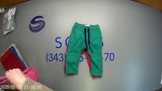 Д 515. Уп № 33 (2020) Штаны детские - бэби (сток) Германия. С/ст 166 рублей за единицу