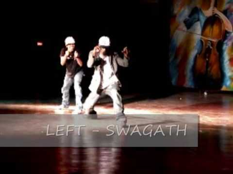 Guest Performance By Dharmesh Sir (dance India Dance -2 Dame)& Swagath video