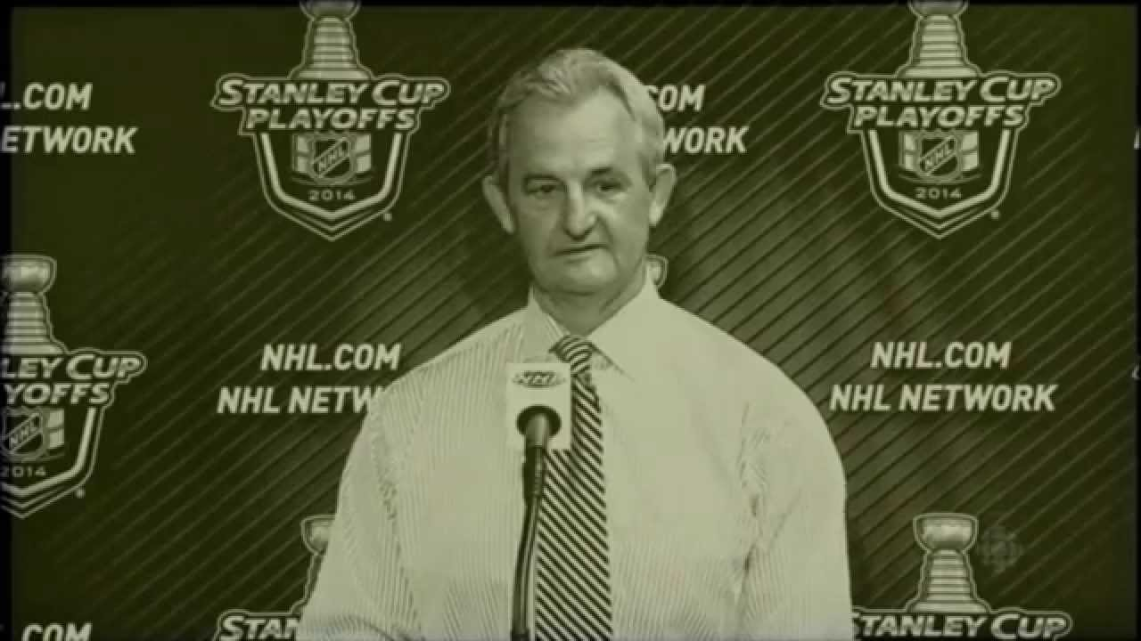 darryl sutter the entertainer cbc montage   youtube