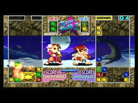 CGRundertow - SUPER PUZZLE FIGHTER II TURBO HD REMIX for Xbox 360 Video Game Review