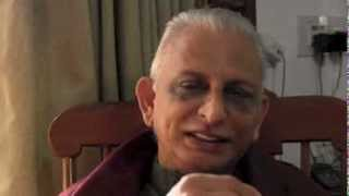 SOULJOURNS - PART 1 - SRI M - A STUNNING FIRST PERSON ACCOUNT OF A MODERN MYSTIC