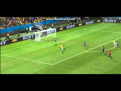 Rodriguez goal vs Japan