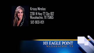 103 Eagle Point Waxahachie, Tx