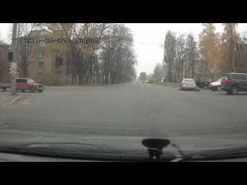 Черкассы авария на регистратор 25.10.2013