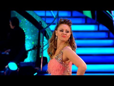Kimberley Walsh & Pasha Kovalev Cha Cha to 'Domino' - Strictly Come Dancing 2012 - Week 1 - BBC One