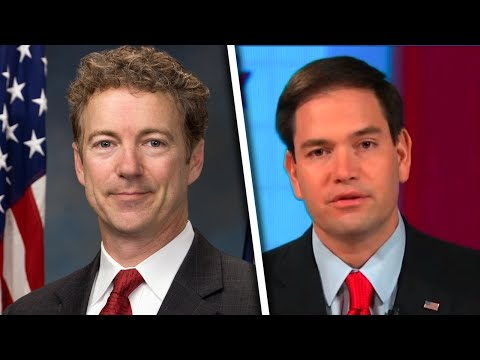 Marco Rubio And Rand Paul Have Cat Fight Over Cuba
