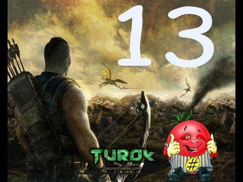 Прохождение Turok: 13я часть [Облом]