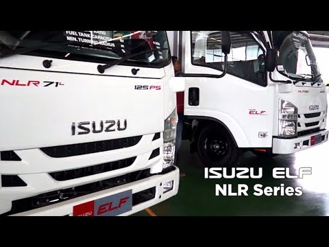 Video Profil Isuzu ELF NLR Series