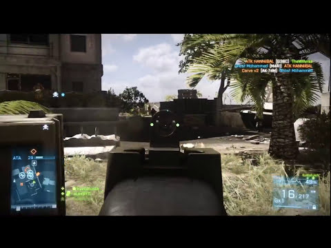 Live Battlefield 3 | aLexBY11 & Willyrex |