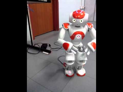 Cooperative Human-Robot Interactive with the NAO robot for early stage education