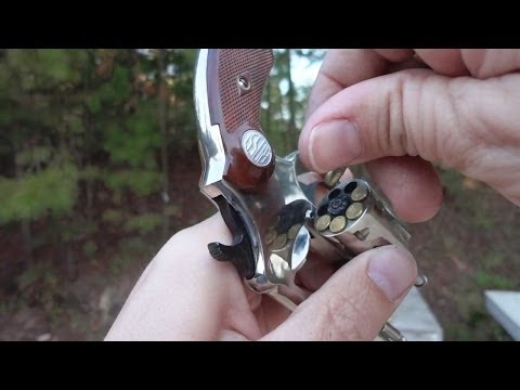 Rossi Princess Revolver Review & Shoot