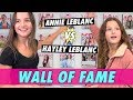 Annie Vs Hayley LeBlanc   Wall Of Fame