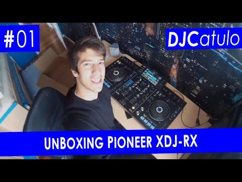 UnBoxing Pioneer XDJ-RX | DJ Catulo