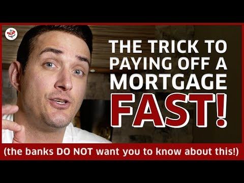HOW TO PAY OFF A HOME FAST! (Matt eliminates over $90,000 in mortgage interest costs in 30 months)