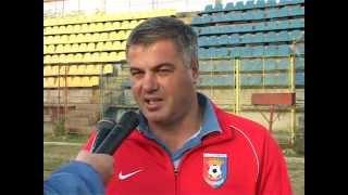 Sică Bârdeş - antrenor secund Chindia Targoviste