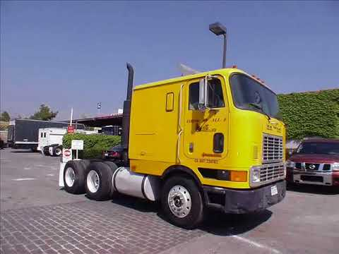 Big Rig Slide Show Pt. 2 Cabover Edition