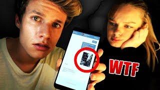 Wir klären einen M0RD über WhatsApp auf !! *PERSON ENTFÜHRT* (Horror Chat Spiel)