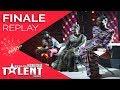 REPLAY de la GRANDE FINALE de l'Afrique a Un Incroyable Talent   saison 2