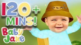 Baby Jake - Adventure compilation (120+ mins)