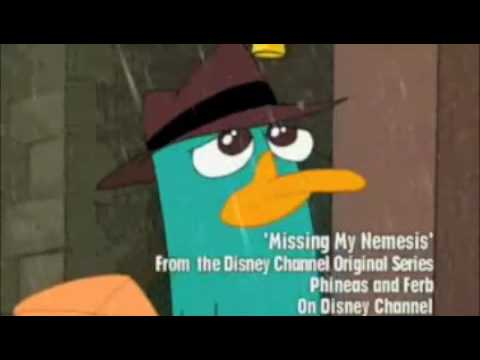 Phineas And Ferb - Missing My Nemesis (Subtitles)
