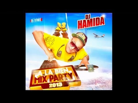 Dj HAMIDA - Intro A LA BiEN MiX PARTY 2013