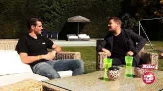 James Corden Meets Gareth Bale