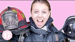 What It's Really Like to Be a Firefighter | Intern'd